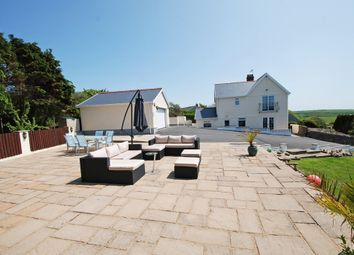 Thumbnail 5 bedroom semi-detached house for sale in Middleton, Rhossili, Gower, Swansea