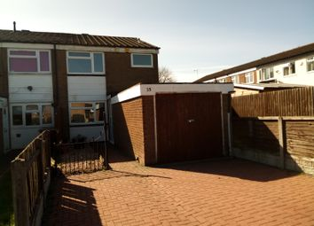 Thumbnail 3 bed terraced house to rent in Usk Way, Castle Bromwich, Birmingham