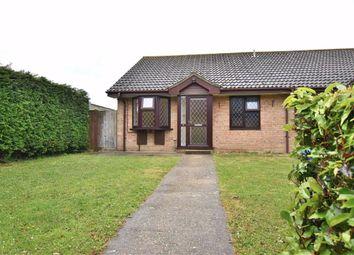 Thumbnail 2 bed terraced bungalow for sale in Laurel Close, Hordle, Lymington