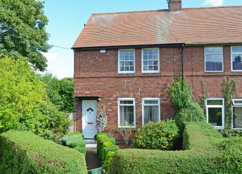 Thumbnail 3 bed semi-detached house for sale in Wycliffe Avenue, York