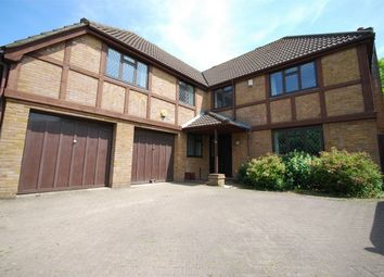 Thumbnail 5 bed detached house to rent in Tiepigs Lane, West Wickham, Kent