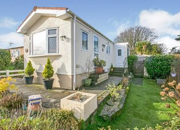 Thumbnail 2 bed mobile/park home for sale in Mawgan, Helston, Cornwall
