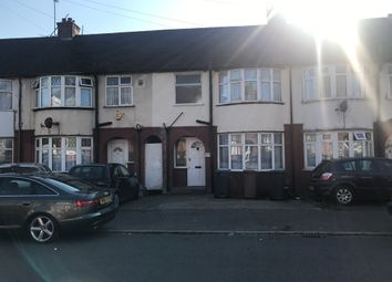 Thumbnail 3 bed terraced house to rent in Chester Avenue, Beechwood, Luton