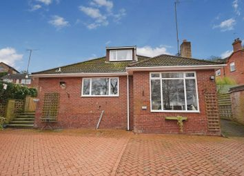 Thumbnail 3 bed detached bungalow for sale in Back Bunts Lane, Stockton Brook, Stoke-On-Trent