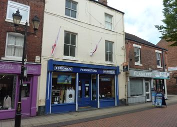 Thumbnail 1 bed flat to rent in Carolgate, Retford