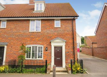 3 bed semi-detached house for sale in High Street, Wickham Market, Woodbridge IP13
