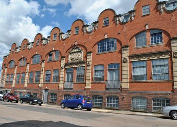 Thumbnail 2 bed flat for sale in Webbs Factory, Queens Park, Northampton