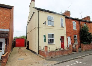 Thumbnail 4 bedroom end terrace house for sale in Greenfield Road, Newport Pagnell, Buckinghamshire