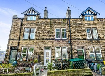 Thumbnail 4 bed terraced house for sale in Nursery Nook, Hebden Bridge