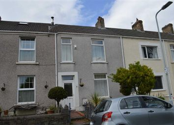 Thumbnail 2 bed terraced house for sale in Park View Terrace, Swansea