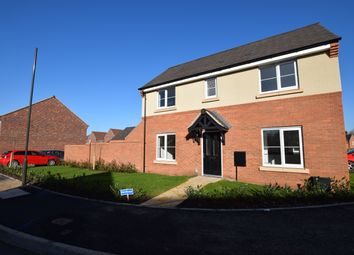 Thumbnail 3 bed detached house to rent in Ashlands Drive, Woodville, Swadlincote