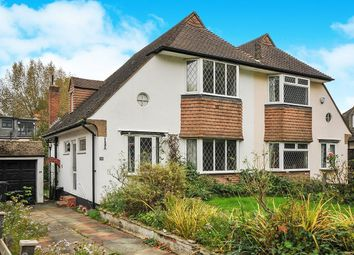 Thumbnail 3 bed semi-detached house for sale in Chevening Road, London