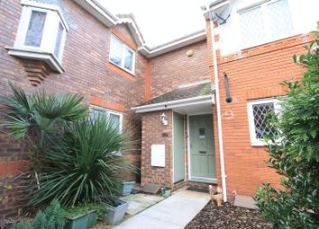 Thumbnail 2 bed terraced house for sale in Hulton Close, Southampton