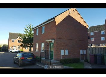 Thumbnail 2 bed flat to rent in Wylam Close, Chesterfield