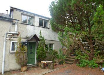 Thumbnail Terraced house for sale in Caernarfon Road, Beddgelert, Caernarfon, Gwynedd
