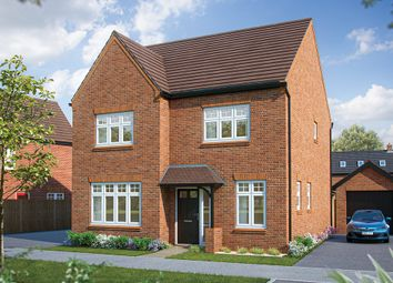 "Thumbnail 4 bed property for sale in ""The Aspen"" at Turnberry Lane, Collingtree, Northampton"
