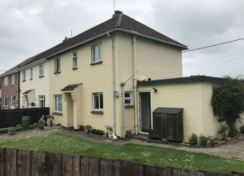 Thumbnail 3 bed terraced house for sale in Wessex Avenue, Shillingstone, Blandford Forum