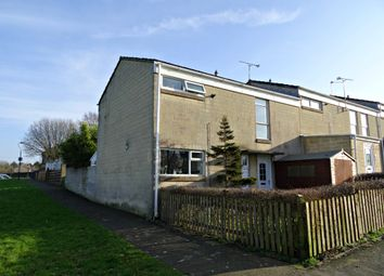Thumbnail 3 bedroom end terrace house for sale in Meare Road, Foxhill, Bath