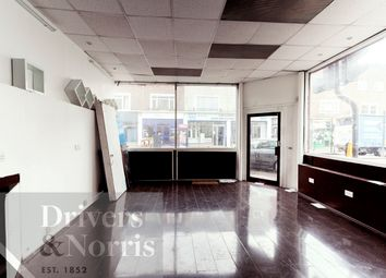 Thumbnail Retail premises for sale in Hornsey Road, London