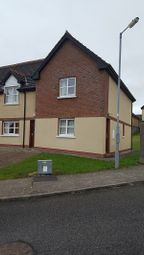 Thumbnail 3 bed apartment for sale in Apt 19 Yeats Village, Ballinode, Sligo