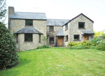 Thumbnail 4 bed detached house to rent in Forest Green, Walford, Ross On Wye