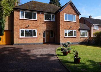 Thumbnail 4 bed detached house to rent in Ridge Lane, Watford