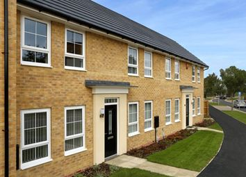 """Thumbnail 3 bedroom semi-detached house for sale in """"York"""" at Drake Avenue, Peterborough"""
