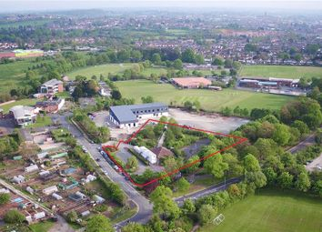 Thumbnail Land for sale in Former Perdiswell Park & Ride, John Comyn Drive, Worcester
