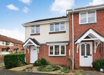 Thumbnail 3 bed end terrace house for sale in Astral Gardens, Hamble, Southampton