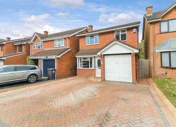 Thumbnail 3 bedroom detached house for sale in 27 Elderberry Close, The Rock, Telford