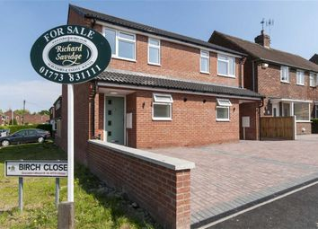 Thumbnail 2 bed semi-detached house for sale in Birch Close, Alfreton