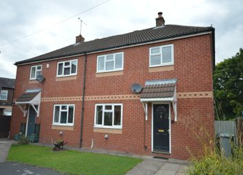 Thumbnail 3 bed semi-detached house for sale in Robinsway, Bowdon, Altrincham