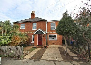 Thumbnail 4 bed semi-detached house for sale in Common Lane, New Haw, Addlestone