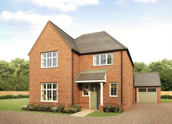 "Thumbnail 4 bedroom detached house for sale in ""Cambridge"" at Bardolph Way, Huntingdon"
