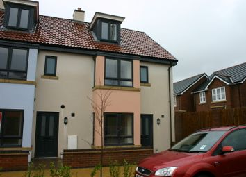 Thumbnail 3 bed end terrace house to rent in Canal Court, Saxilby, Lincoln