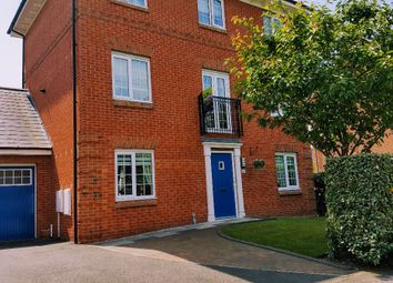 Thumbnail 5 bed detached house for sale in Monks Place, Warrington