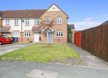 3 bed semi-detached house for sale in Borrowbeck Close, Platt Bridge, Wigan WN2