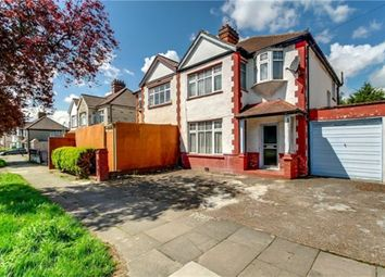 Thumbnail 3 bed semi-detached house for sale in Elm Way, London