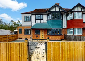 Thumbnail 5 bed semi-detached house for sale in Gracefield Gardens, London