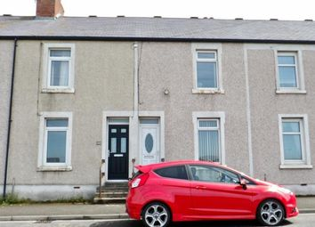 Thumbnail 2 bed terraced house for sale in Moss Bay Road, Workington, Cumbria