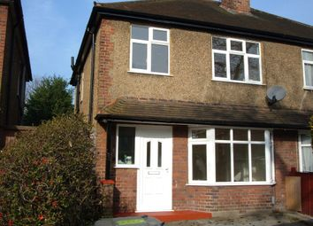 Thumbnail 3 bed semi-detached house to rent in Prairie Road, Addlestone