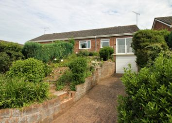 Thumbnail 2 bed semi-detached bungalow for sale in Mallocks Close, Sidmouth