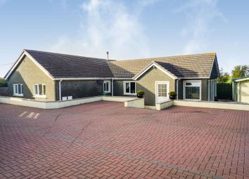 Thumbnail 4 bed detached bungalow for sale in Links Drive, Pembroke Dock