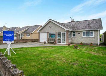 Thumbnail 3 bed bungalow for sale in Wern Y Wylan, Morfa Nefyn, Pwllheli, Gwynedd