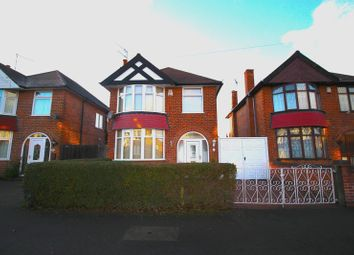 Thumbnail 3 bed detached house to rent in St Austell Drive, Wilford, Nottingham