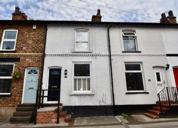 Thumbnail 2 bed terraced house for sale in Stanley Road, Knutsford, Cheshire
