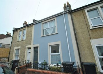 Thumbnail 2 bedroom terraced house for sale in Nottingham Street, Victoria Park, Bristol