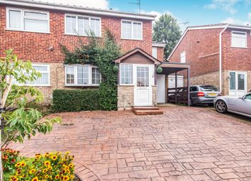 4 bed semi-detached house for sale in Bramble Way, Braunstone Town, Leicester LE3