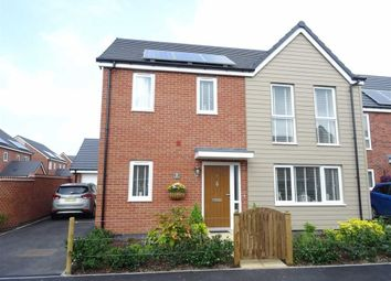 Thumbnail 4 bed detached house for sale in Buckthorn Road, Ravenstone, Coalville