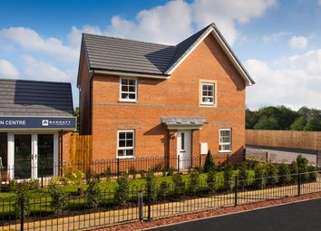 "Thumbnail 4 bed detached house for sale in ""Alderney"" at Beech Croft, Barlby, Selby"